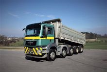 2010 MAN TGS 35.440 10x4 Tipper