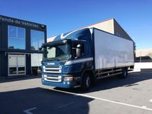2007 Scania P230 B 4x2 Box truc