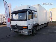MERCEDES ATEGO 1323 Box truck