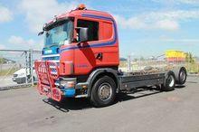 2000 Scania R144LB6X24NA460 Con