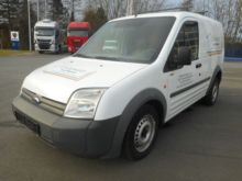 2009 Ford Transit Connect (Euro