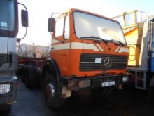 1980 Mercedes-Benz SK 2626 Tank