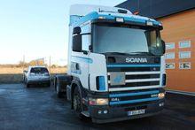 2004 Scania R114LA6X2NA380 Trac