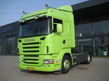 2006 Scania R420 LA 4X2 MNA HIG