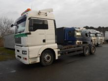 2007 M A N TGA 26-440 Container