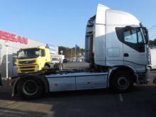 2012 IVECO STRALIS Tractor unit