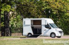 2017 Renault Master Pferdetrans