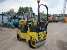 2013 Bomag BW 90 AD Road roller