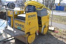 1984 Bomag BW 75 AD Road roller