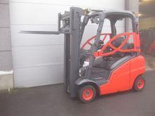 2009 LINDE H16T 4-wheel front f