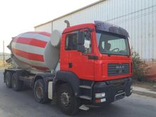 Used 2009 MAN Stette