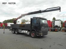 1994 Volvo FH12.340 6X4 MANUAL