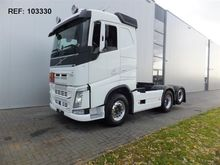 2013 Volvo FH540 6X2 SINGLE BOO