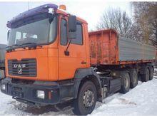2001 MAN ÖAF 33414 Tractor unit
