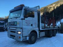 2003 MAN 26.510 Holztrans mit K
