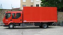 2013 Renault Midlum Box truck