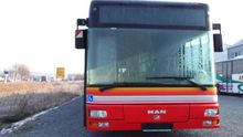 2001 MAN A23 City bus