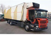 2012 Scania P280 6x2/4 EEV 2012