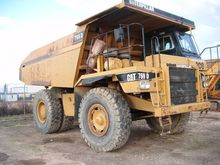 1989 Caterpillar 769 C Rigid du