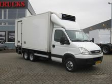 2010 Iveco Daily 40 C 17/T EEV