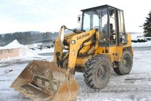 1997 Ahlmann AS 6 Wheel loader