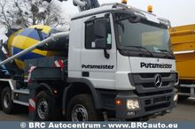 2006 MERCEDES-BENZ 3244 Concret