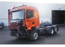 2012 Scania R560 6x2/4 Retarder