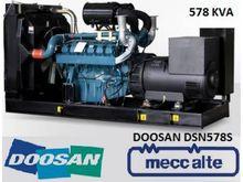 2017 Doosan DSN578S   New   578