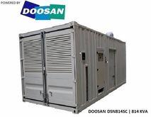 2017 Doosan DSN814CS   New   81