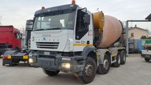 2006 IVECO Trakker 380 Concrete