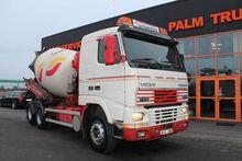 1998 Volvo FH12 6X2 Concrete mi