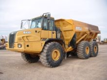 2004 BELL B40D Articulated dump