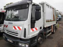 2007 Iveco 100E22 Garbage truck