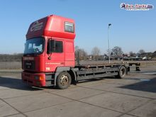 2000 MAN 14.264 Container trans