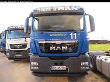 Used 2013 MAN TGS 18