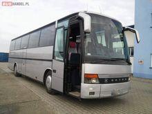 1993 SETRA 315 HD Suburban bus