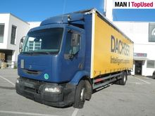 2005 Renault 270.18 Curtainside
