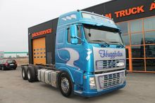 2007 Volvo FH16-660 6X4 Contain