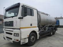 2005 MAN TGA 26.410 Tank truck
