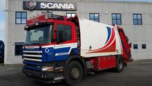 2003 SCANIA P94 Garbage truck