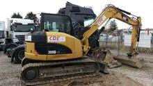 Used 2011 CAT 308D M