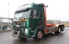 2004 Volvo FM12 6X2 Skip loader