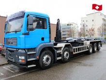 2006 MAN TGA 35.430 Skip loader