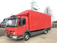 Mercedes-Benz Atego 816 L Box t