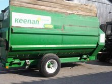 2006 Keenan Forage mixer wagon