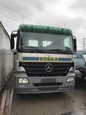 CABIN ACTROS MPII 1.5 Tractor u