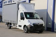 2017 Opel Movano 136PS Schiebep