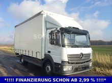 2015 Mercedes-Benz Atego823 Lad