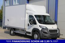 2017 Peugeot Boxer 163 PS Koffe