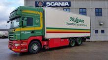 2008 SCANIA R500 Box truck